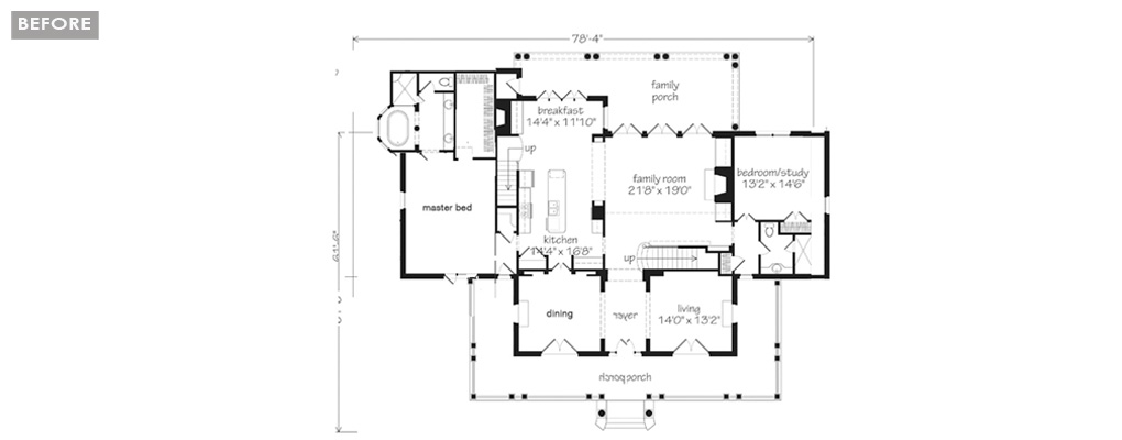 Floor plan conversion in real estate industry for Floor plans real estate