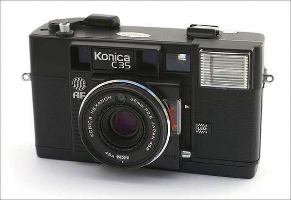 Konica Point and Shoot