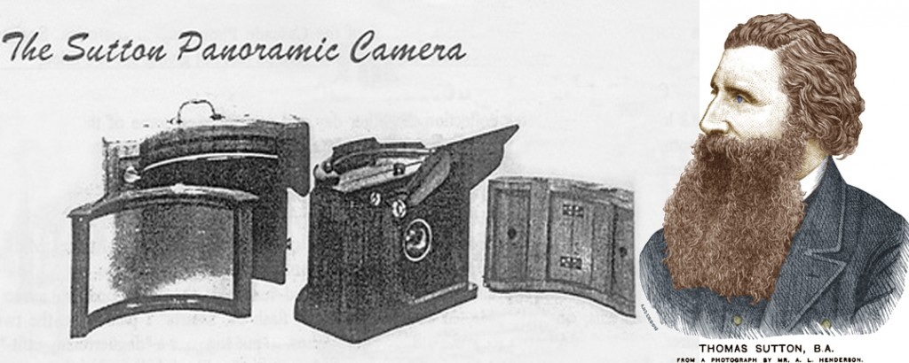 Panoramic Camera by Thomas Sutton