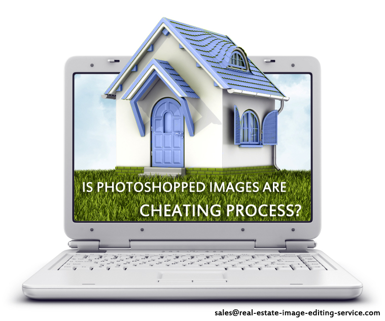 Is Photoshopped Images are Cheating Process