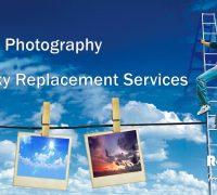 Real Estate Photography Sky Replacement Services