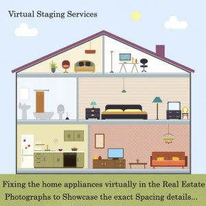 Real Estate Virtual Staging Services