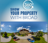 Propelled Real Estate Panorama Stitching Services
