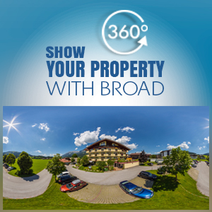 Propel Real Estate Panorama Stitching Services