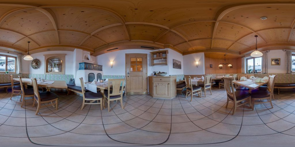 Virtual image editing service for the real estate images in 360 degree