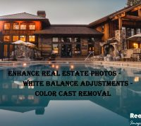 White Balance adjustment service