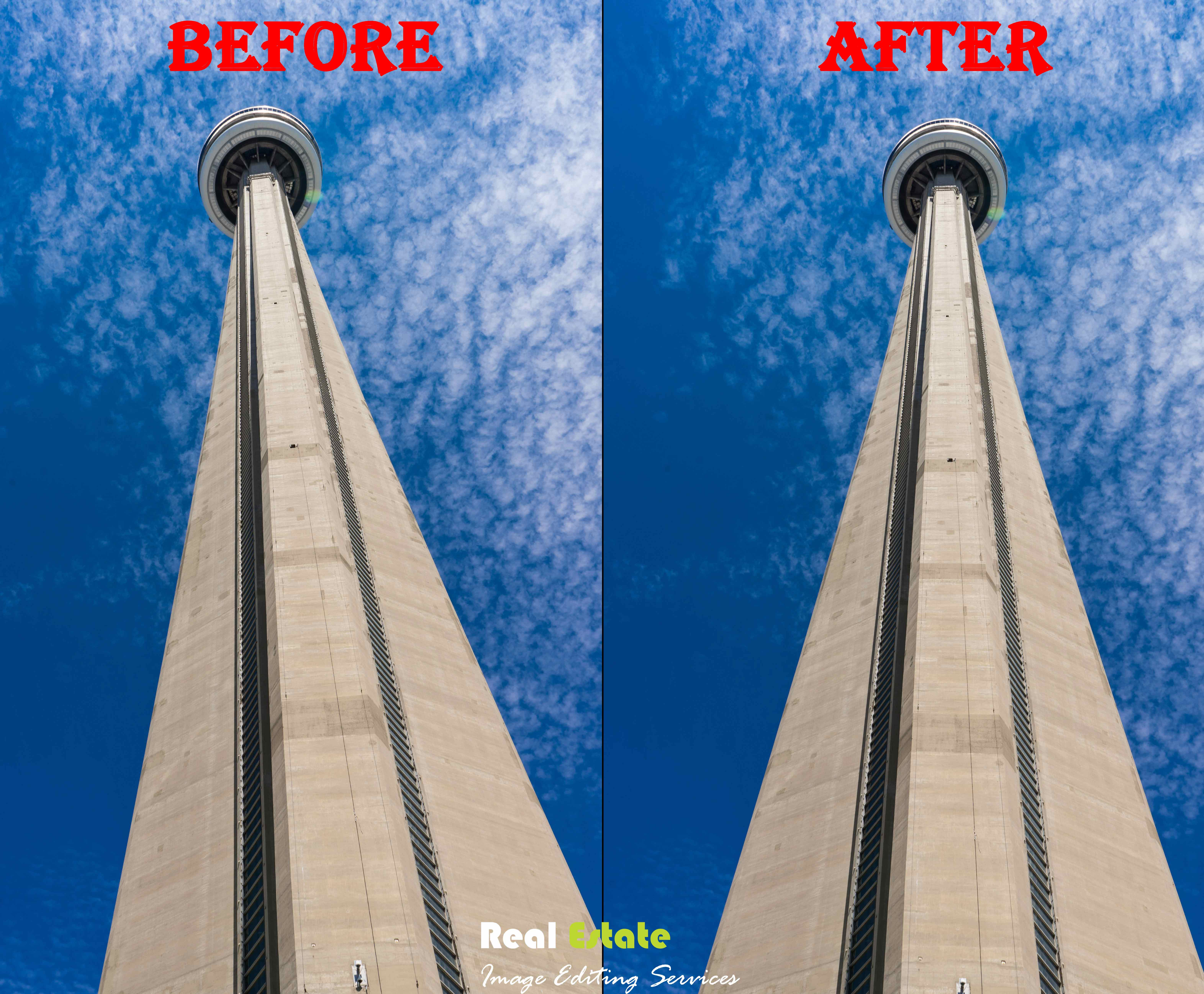 Lend distortion correcting service | Real-Estate-Image-Editing-Services