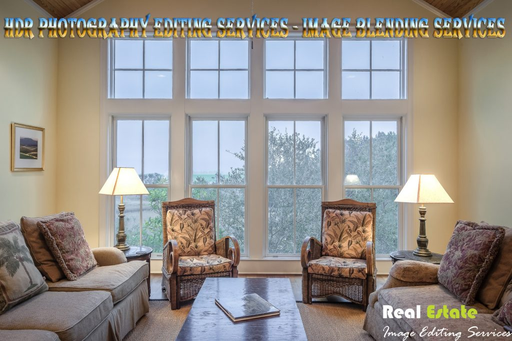 HDR image Blending Service for your real estate Photography images