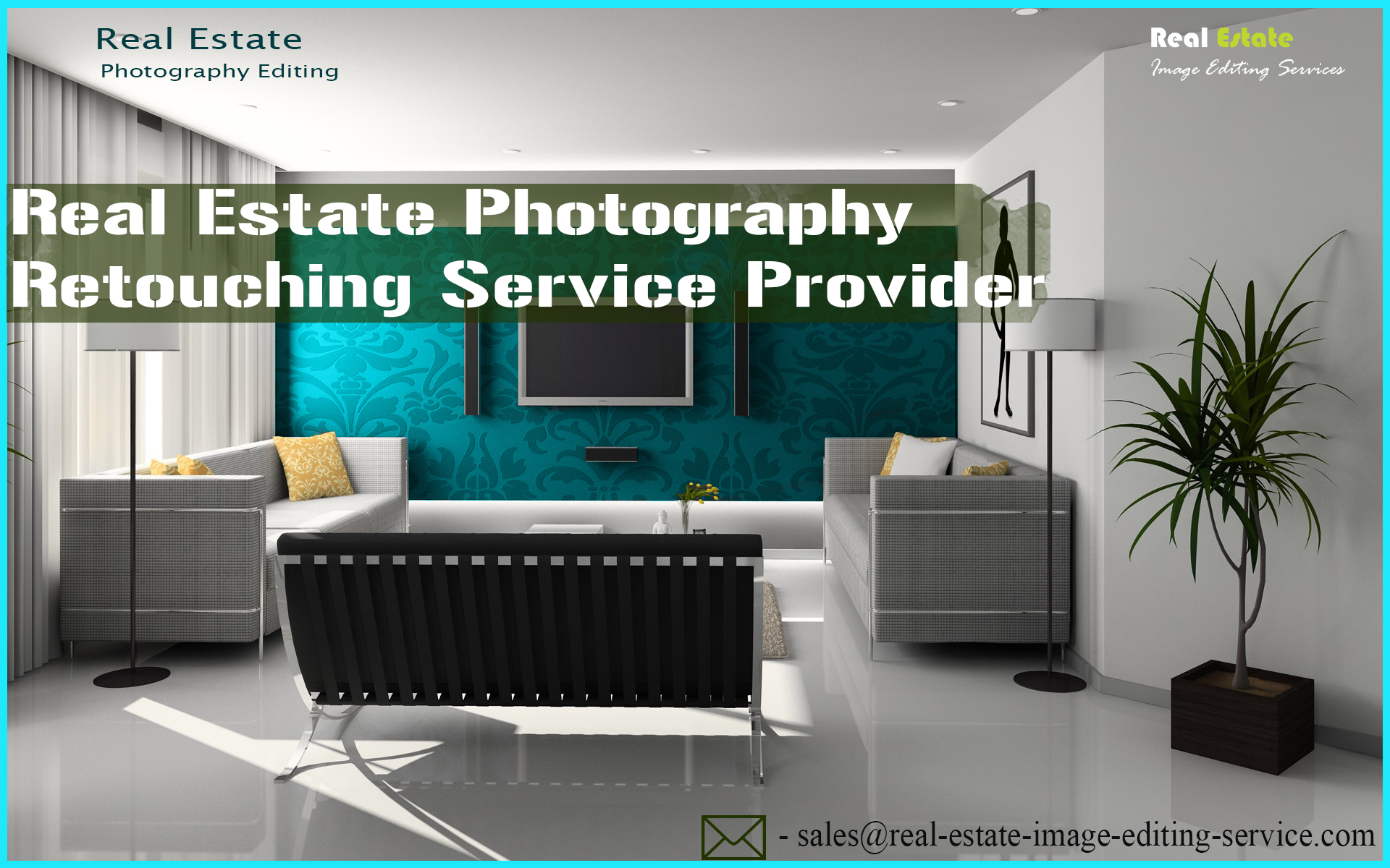 Fix Real Estate Photography Retouching