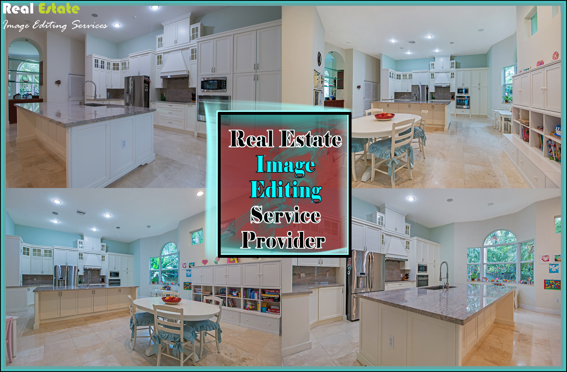 High-End Real Estate Image Editing Services