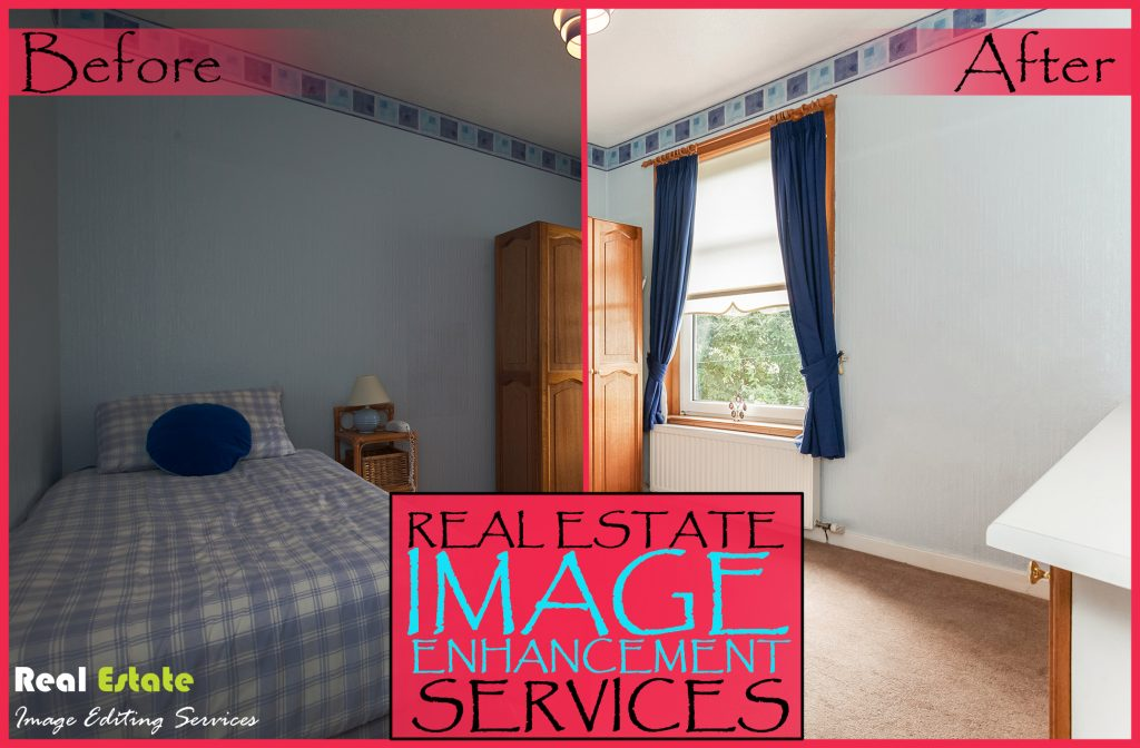 Real Estate Still Image Enhancement and Image Processing Services