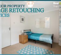 Interior Property Image Retouching Services