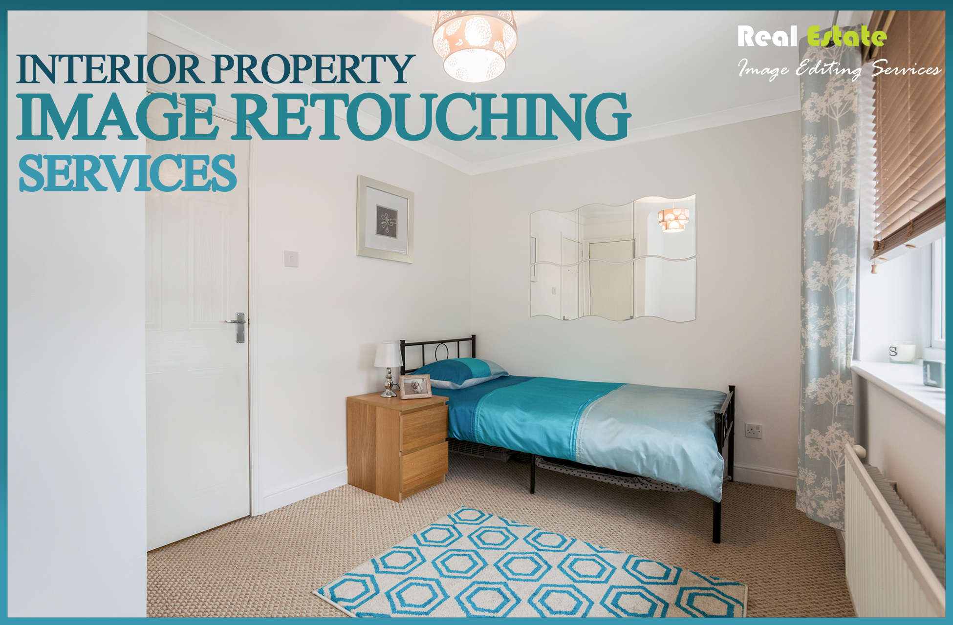 Interior Property Image Retouching Services For Real Estate Photographers