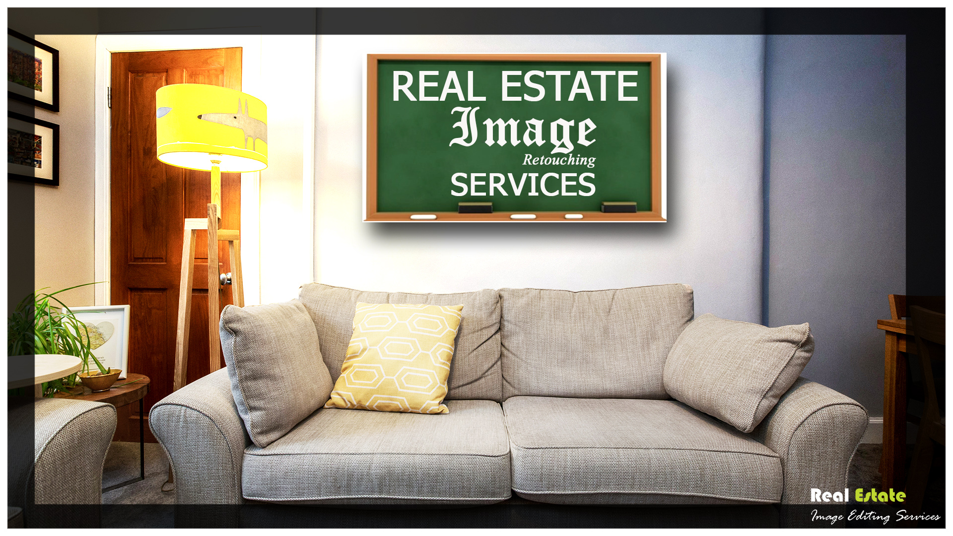 Real Estate Image Retouching Services for Photographers