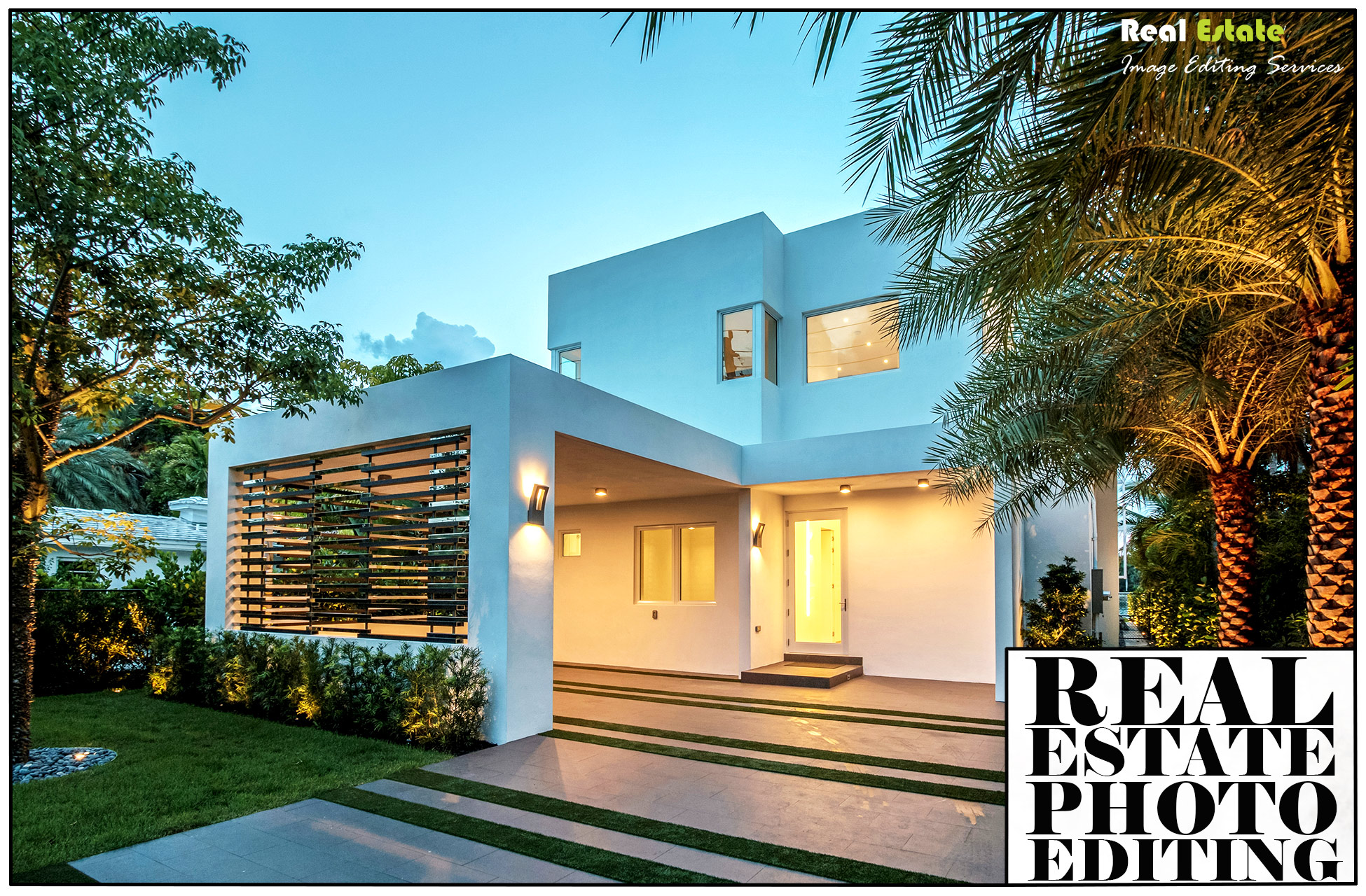 photo editing services real estate