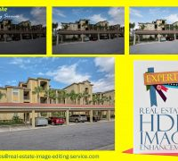 Real Estate HDR Image Enhancement Service