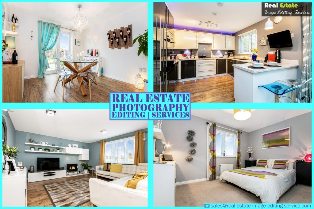 Real Estate Digital Image Editing Services