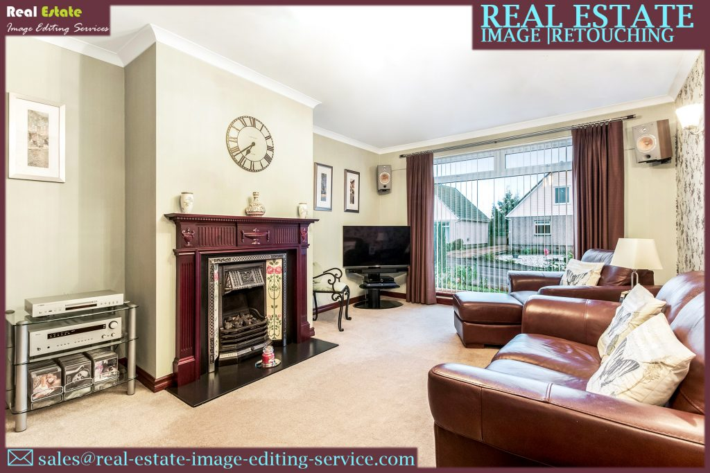 Real Estate Image Editing, Retouching, Enhancement Services