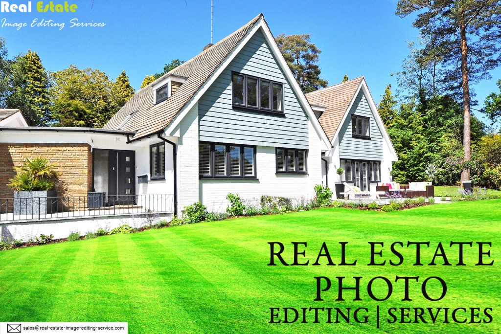 Real Estate Property Photo Editing Services