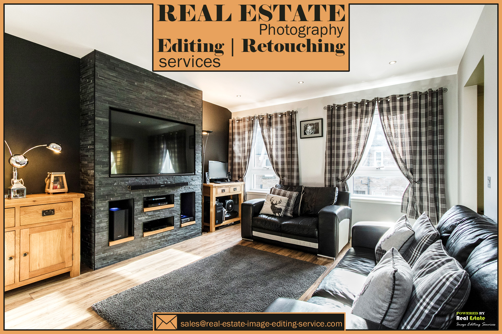 Real Estate Photo Editing Services in UK and Europe