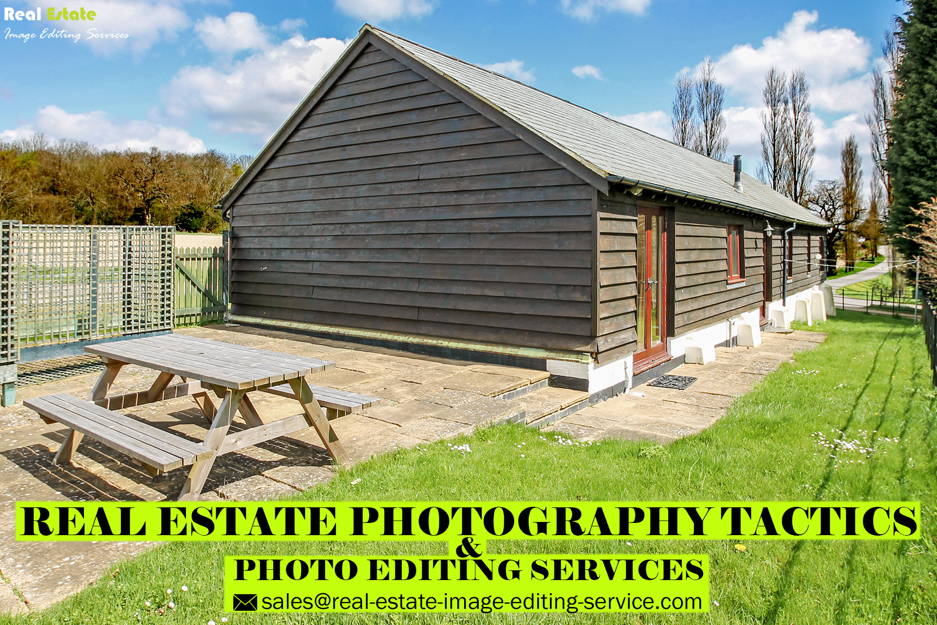 Property Photo Editing Services