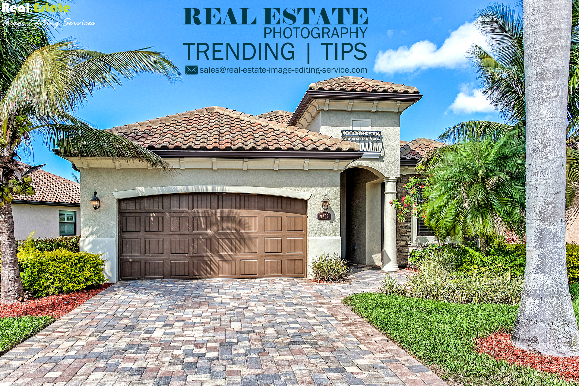 Tips to Make Real Estate Business More Appealing | Photo Editing Services