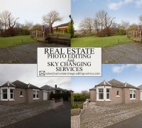 Real Estate Photo Retouching Service