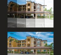 HDR Blending and Color Correction Services